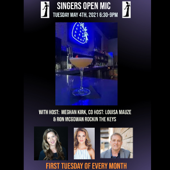 Singers Open Mic Night