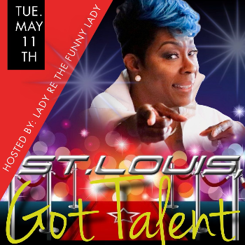 A Search for St. Louis's Next Rising Star - $5 Cover No Charge for Performers - with Grand Finale Showdown in September