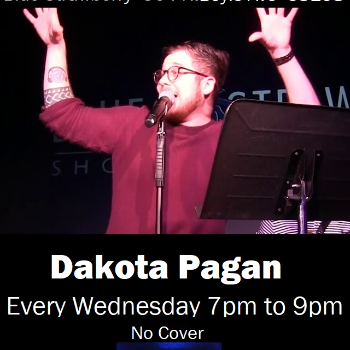 7pm to 9pm Every Wednesday